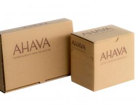 אריזה במבלט עבור AHAVA